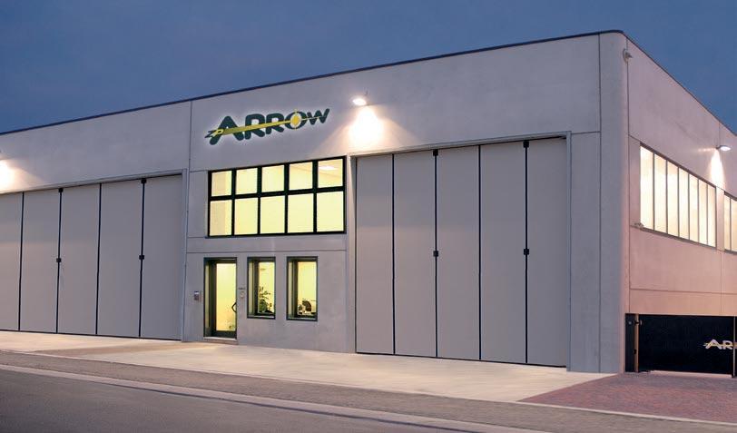 azienda-produttori-pompe-produzione-italiana-zparrow-sede