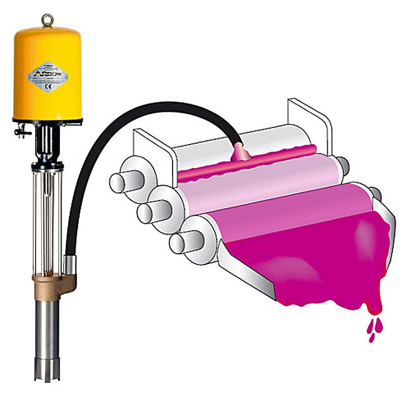 settori-industriali-di-utilizzo-pompe-pneumatiche-a-pistone-produzione-zp-arrow-M160P89-3-roll-mill-machine
